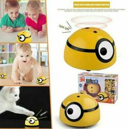Minions Intelligent Escaping Toy Cat Dog Walk Interactive To