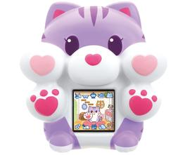 Motchimaruzu Cat Blueberry SEGA TOYS Pet Game Squeeze