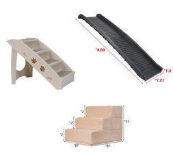 multiple sizes pet dog stairs ramp climb