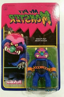 my pet monster reaction action figure new