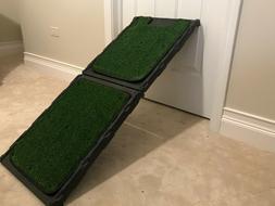 "Gen7Pets Natural Step Mini Pet Ramp, 42"""