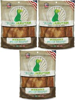 Loving Pets Natural Value Soft Chew Chicken Tenders 42oz