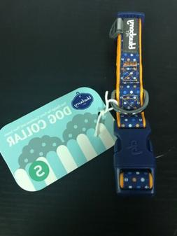 Blueberry Pet  Neoprene Padded Dog Collars-sz small