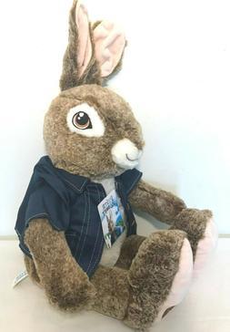 NEW 2020 Peter Rabbit 2 Movie Plush DanDee Blue Jacket Coat