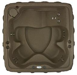 NEW  5-PERSON HOT TUB - 29 JETS - OZONE -WATERFALL - 2 COLOR