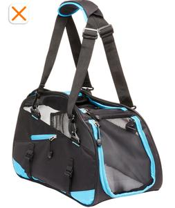 NEW Bergan Pet Dog Cat Travel Soft Carrier Black Bag LARGE M