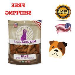 NEW Dog Treats Made In USA Loving Pets Natural Value 13oz Du