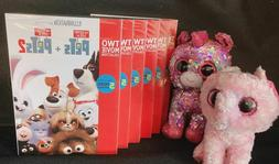 NEW / Sealed DVD The Secret Life Of Pets 1 & 2  2-Movie Coll