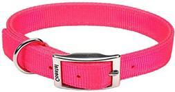 "New Coastal Pet Standard Nylon Dog Puppy Collar 5/8"" x 12"" N"