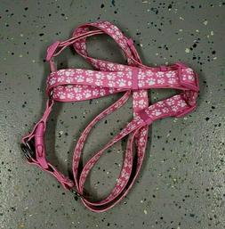 nwot step in pet dog walking harness