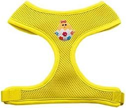 NWT Mirage Pet Products Dog Harness Mesh Easter Chick Chippe
