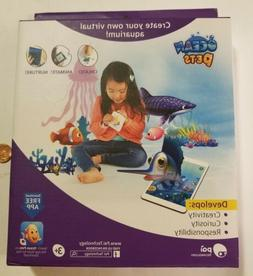 Ocean Pets Kids Toy Clay and Dough Art, 3D AR Fun Toy for IP