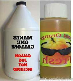 Orange Pet Odor Eliminator - Angry Strength Pet Odor Remover