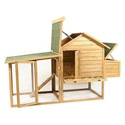 Aspen Pet Peak Roof Complete Chicken Coop