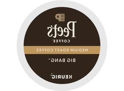 Peet's Coffee Big Bang Coffee 22 to 132 Keurig Kcups Pick An