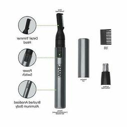 Pen Trimmer Detailer for Personal Hygienic Grooming with Rin