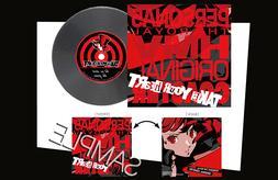 Persona5 The Royal Record Shape PVC Coaster with Jacket P5 P