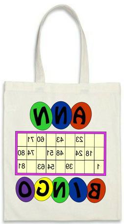 Personalised Bingo Bag Ideal for Carrying Daubers, Pens, Boo