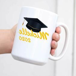 Personalized Name! Graduation Gifts 2020 - Graduation Cap Mu