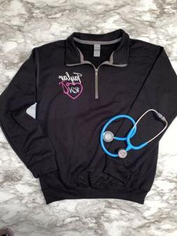 Personalized Nursing Jacket RN LPN CNA womens Jackets Nurse