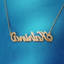 Personalized Womens Jewelry, Gift for my wife, ANY name neck