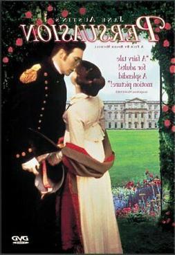 PERSUASION New Sealed DVD Amanda Root Jane Austen