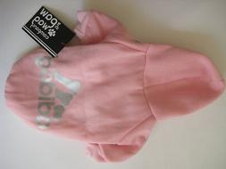 Pet ADIDOG OUTFIT pink stripe adidas soccer football Hallowe