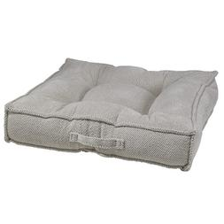 Bowsers Pet ASPEN Chenille Tufted Square Piazza Nesting Dog