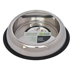 Pet Bowl for Dogs or Cats - Heavy Weight Non-Skid Easy Feed