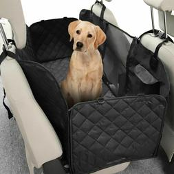 Pet Car Seat Cover Hammock Backseat Protector Dog Traveling