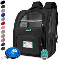 pet carrier backpack for cat small dog