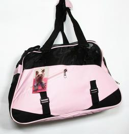 Pet Carrier Soft Sided For Small Dogs Or Cats Airline Approv
