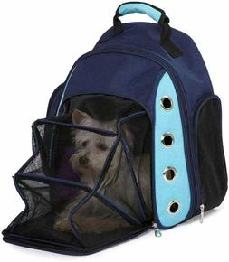 Pet Carriers Backpack for Small Cat&Dog Double Shoulders Str