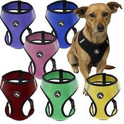 OxGord Pet Control Harness for Dog & Cat Easy Soft Walking C