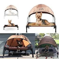 K&H Pet Products Original Pet Cot Elevated Pet Bed Small Cho