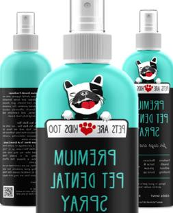Pet Dental Spray ,Cure Pets' Breath, Easily than Toothpast