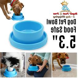 Pet Dog Cat Eating Bowl Tray Anti Ant Bowl Water Food Dish F