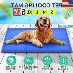 pet dog cool pad gel mat