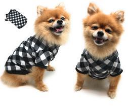Pet Dog Fleece Harness Vest Shirt Puppy Warm Jumper Sweater