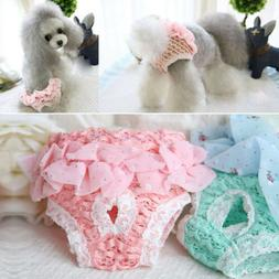 Pet Dog Puppy Diaper Pants Nappy Physiological Sanitary Pant