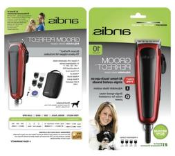 Andis Pet Easyclip Ultra Clip 5 Piece Clipper Kit Dog Groomi
