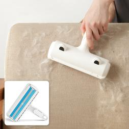 Pet Hair Remover Roller Brush Lint Cleaning Dog Cat Fur For