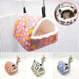 Pet hammock Hanging Bed House Cage Nest Rat Accessories Hams
