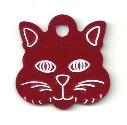 Pet ID Tags for Cats & Kittens Personalized, Bells, Mice, He