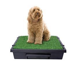 PetSafe Pet Loo Portable Dog Potty, Alternative to Pee Pads,