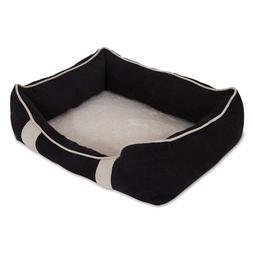 """Pet Lounger Bed Aspen PetMate Foam & Fiber Lounger 18"""" x 22"""""""