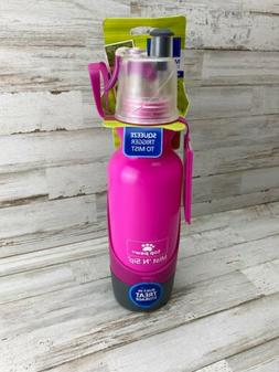 Top Paw Pet Mist N Sip Dual Hydration 33.8oz Summer Hydrate