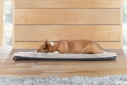 Furhaven Pet NAP Crate Kennel Orthopedic Pet Bed Dog Mat