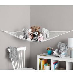 Pet Net Stuffed Animal Hammock Hanging Neat Mesh Storage For