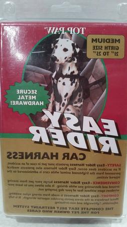 Top Paw Pet Safety Car Harness Dog Medium 21-25 in. Grith  E